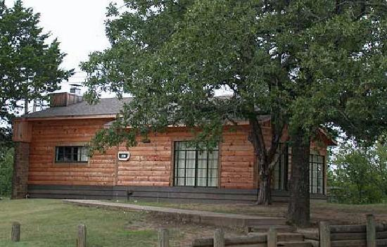 Ardmore, OK: Cabin, Lake Murray