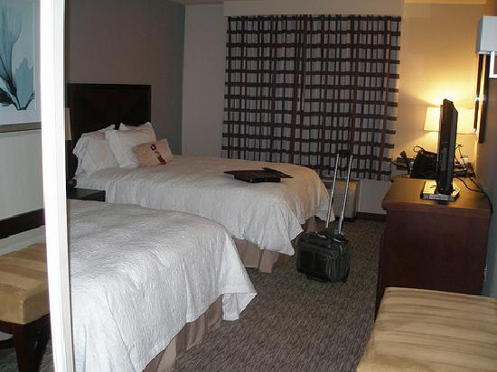 Hampton Inn Carlsbad-North San Diego County: 2 queen beds