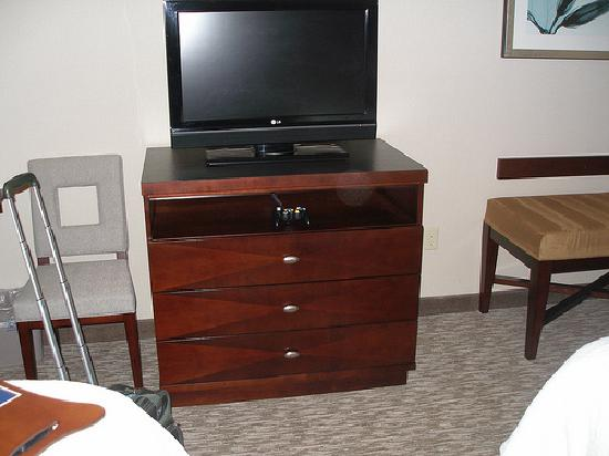 Hampton Inn Carlsbad-North San Diego County: flat screen TV