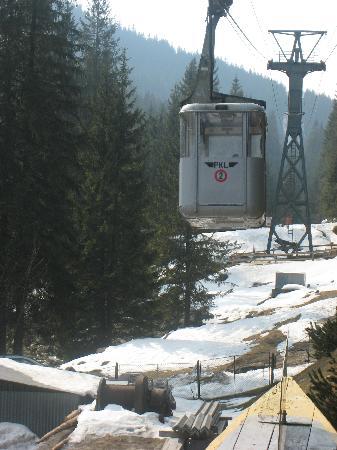 Apartamenty Tatra: Cable to Kasprowy Wierch