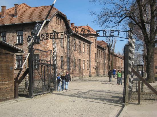 Apartamenty Tatra: WW2 Priesen camp Oshwiech