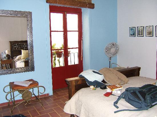 El Zopilote Mojado: back room
