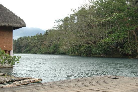 Villa Escudero Resort: River