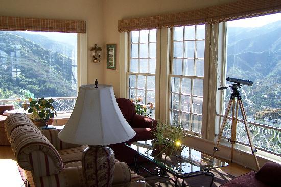 Mt. Ada: Sun Porch