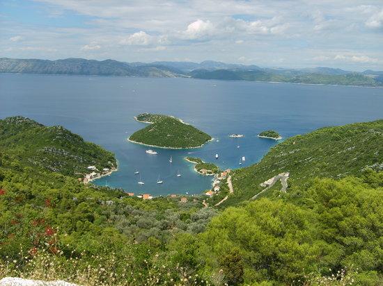 Дубровник, Хорватия: Island Mljet,Dubrovnik