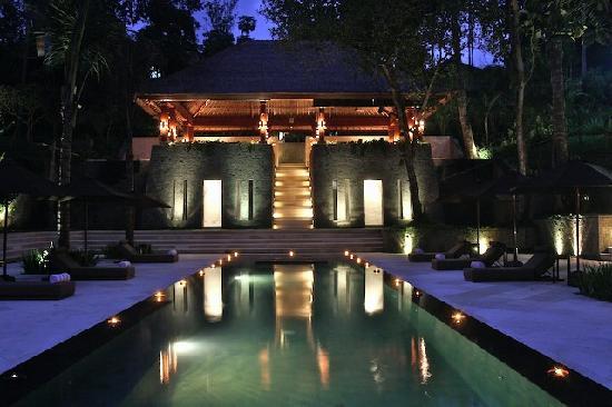 Villa devatas Bali