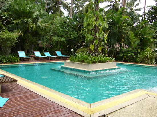 Ao Nang Premier Resort: Jacuzzi Pool