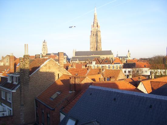 Ibis Brugge Centrum: view from window