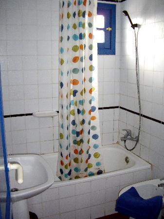 Las Gaviotas: Bathroom