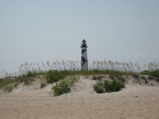 Cape Lookout Lighthouse: Cape Lookout, NC