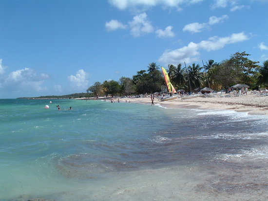 Holguin, Κούβα: Beautiful Beach!