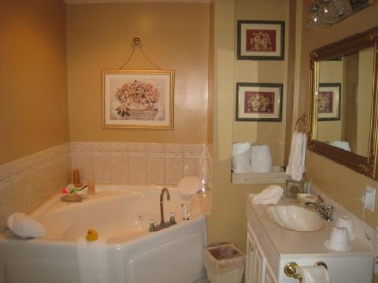 Magnolia Place : the bathroom
