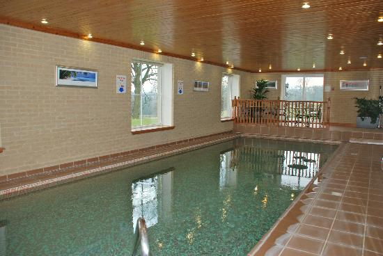 Losehill House Hotel & Spa: Pool