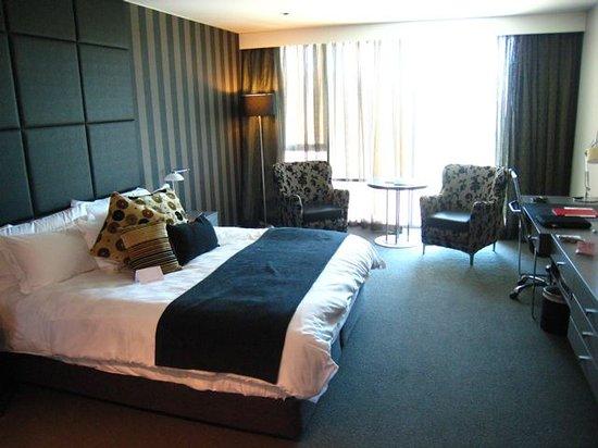 โรงแรมเอ็มโพเรียม: Room view