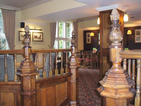 Fullwood Inn- Sheffield -Dining Room