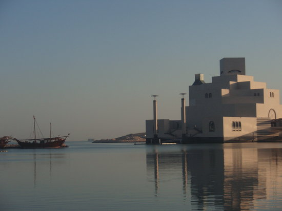 Doha, Qatar: New Museum of Islamic Art designed by I.M Pei to open in 2008