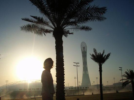 Doha, Qatar: Khalifsa Stadium 2008