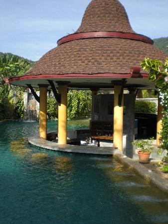 The Village Resort and Spa: bar piscina