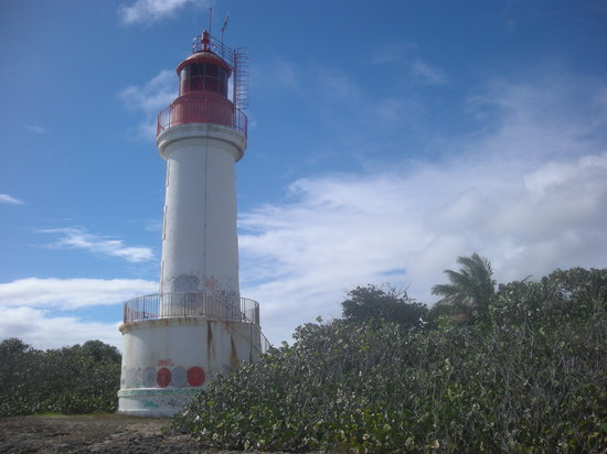Gosier, Guadeloupe: Le phare