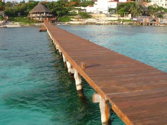 Isla Mujeres, México: tranquilidad