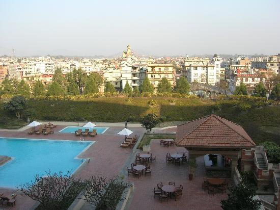 Hyatt Regency Kathmandu: View