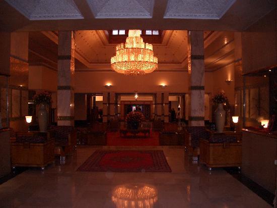 La Mamounia Marrakech : lobby