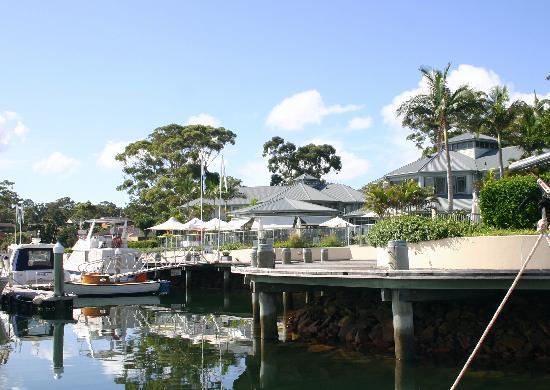 port stephen picture of anchorage port stephens. Black Bedroom Furniture Sets. Home Design Ideas