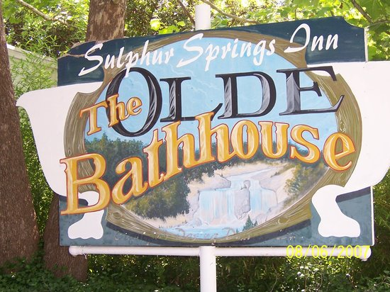 sulphur springs inn and B&B