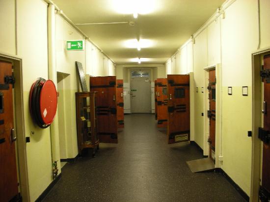Jailhotel Loewengraben: Distribuidor