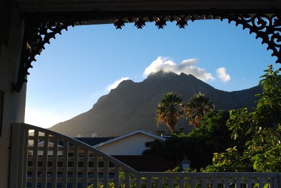 Welgelegen : View from our room!