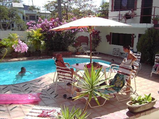 Casa Coco: piscine