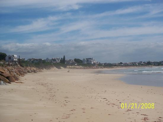 The Sands at St Francis: The beach!