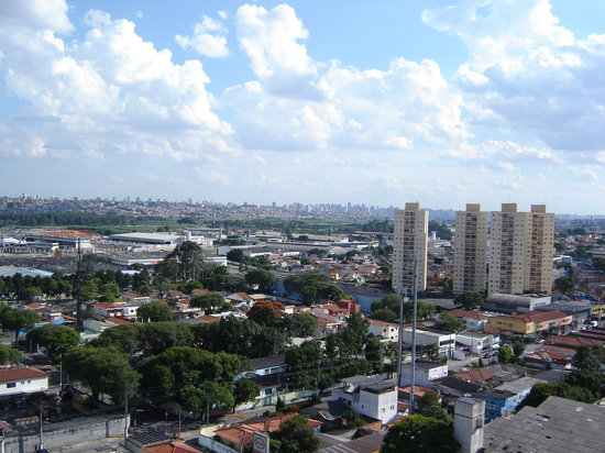 Guarulhos, SP: View from room