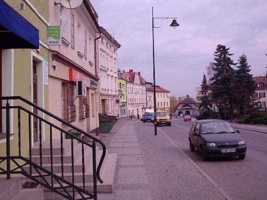 Sleza Pension: Sobotka street