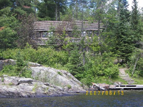 Kettle Falls Hotel: Villa at Kettle Falls
