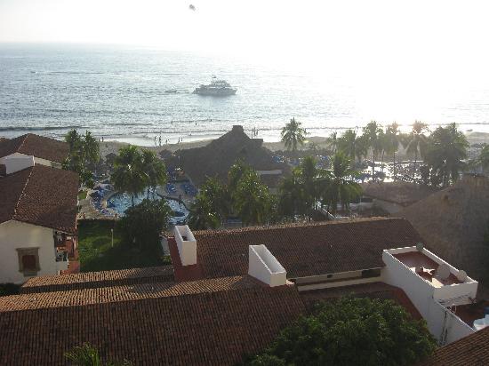 Inter-Continental Presidente Ixtapa : vue mer du 15 ième étages