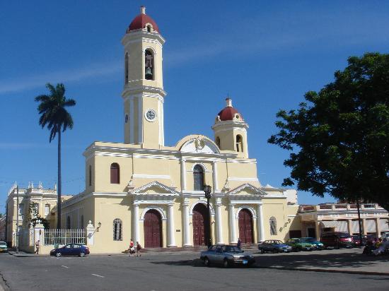 Hotel Rancho Luna: Cienfuegos, the Cathedral