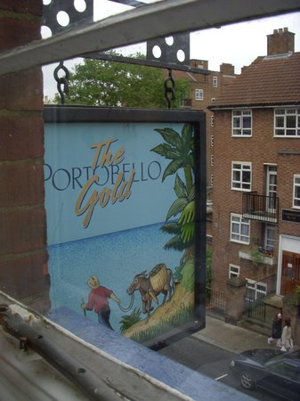 Portobello Gold Photo