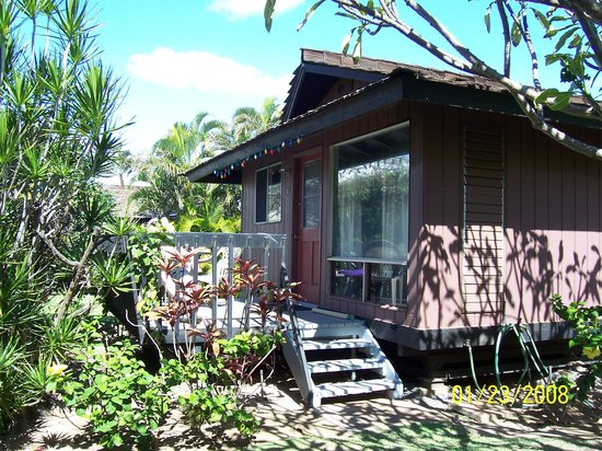 hawaiian plantation style cottage bild von nona lani cottages