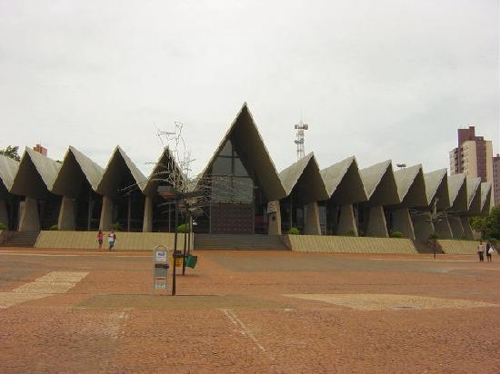 Cascavel, PR: Cathedral