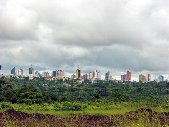 Cascavel, PR: City view