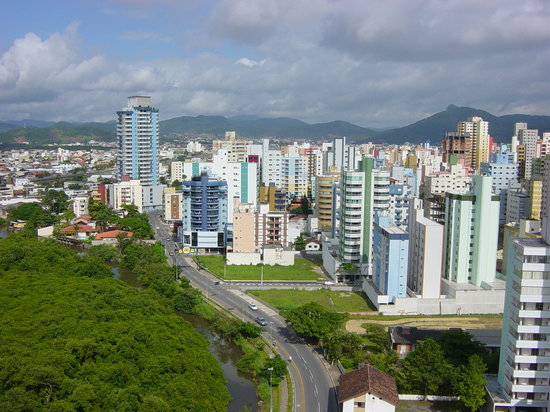 Balneario Camboriu, SC: City view