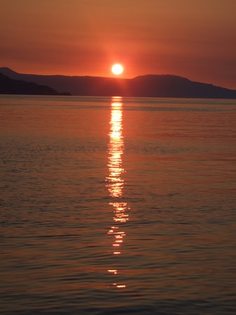La Canea, Grecia: Sunset cruise