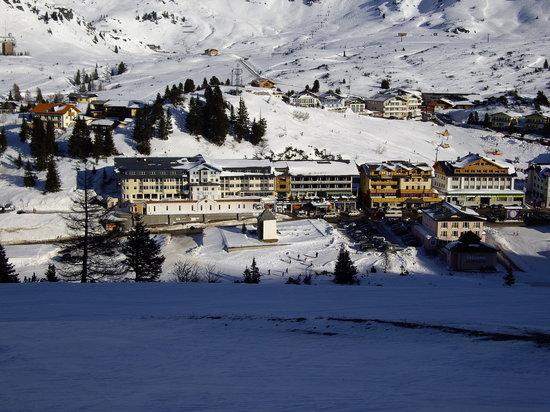 Obertauern, Austria: Hotel Schuetz