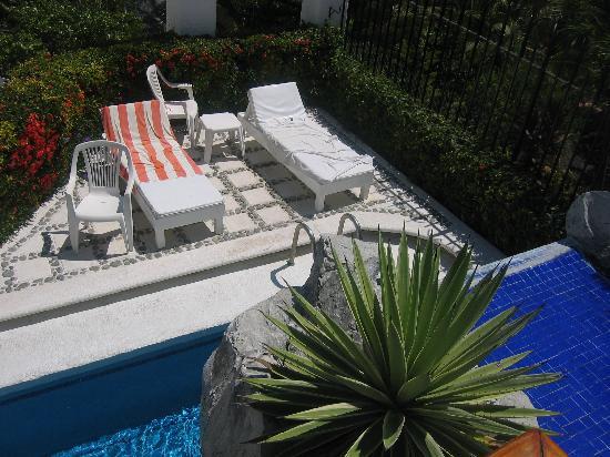 Villa de La Roca : Ahh, the Pool