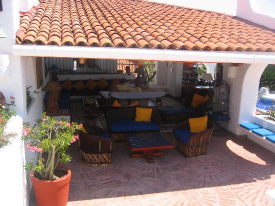 Villa de La Roca : The Bar and Social Hub