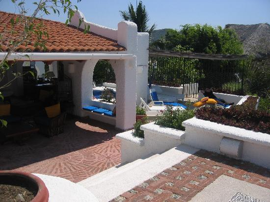 Villa de La Roca : One of the Decks