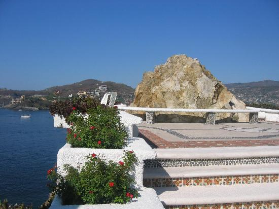 Villa de La Roca : Deck View