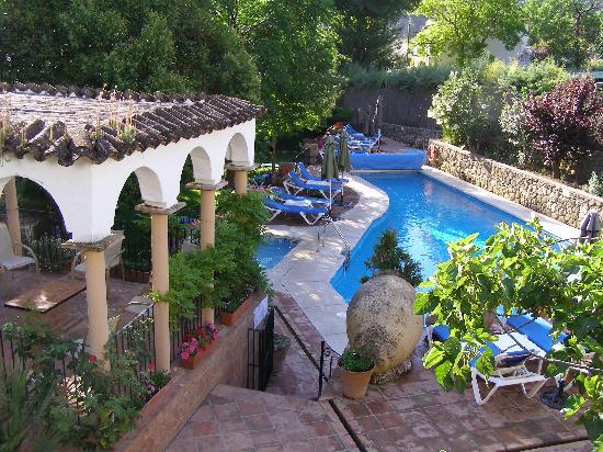 مولينو ديل سانتو: Pool & Terrace