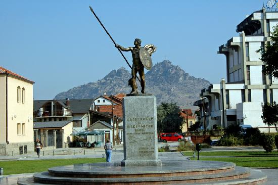 Makedonya Cumhuriyeti: aleksander the great-Prilep